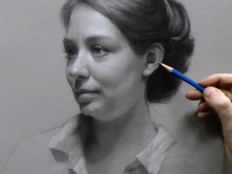Portrait Drawing – The Complete Online Course – Vitruvian