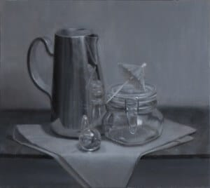 By John Metido, Oil on Panel