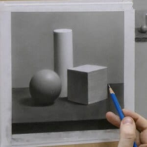 Still from <em>Drawing Basics –The Online Course.</em>