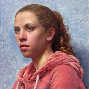 Portrait of Tessa by Anna Wakitsch