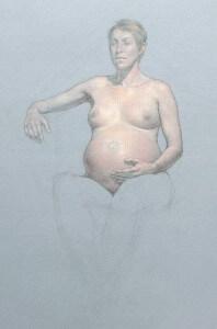 deidre-pregnant