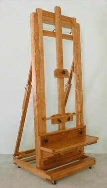 The Cadmium H-Frame easel.
