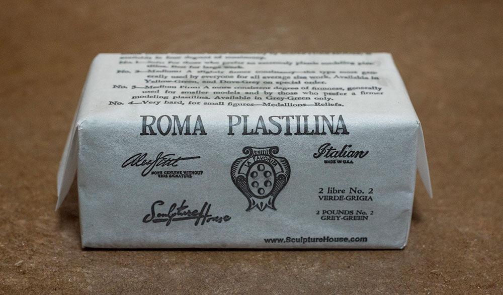 Roma Plastilina No. 2