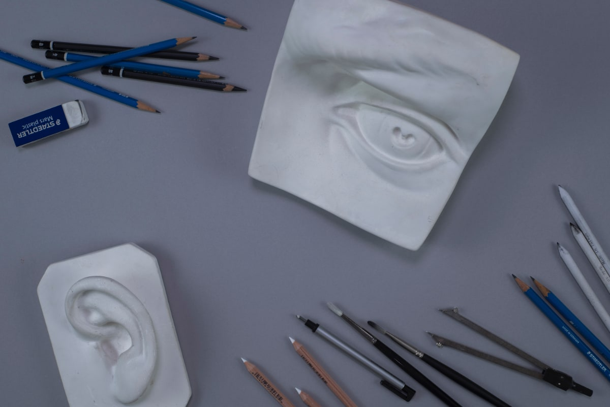 Cast Drawing –The Online Course